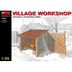 Miniart 35521 1/35 Village Wokshop
