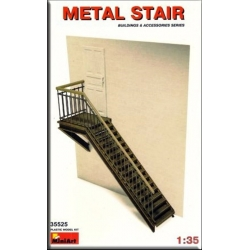 Miniart 35525 1/35 Metal Stair