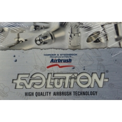 HARDER & STEENBECK 123013 Airbrush Evolution X Two in One
