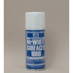 GUNZE B511 Mr. White Surfacer 1000 Spray (170 ml)