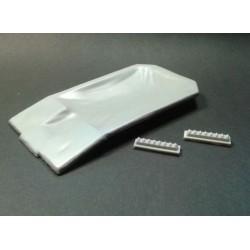 GUNZE Sangyo Mr Hobby Aqueous Color H464 Chrome Green