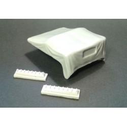 GUNZE Sangyo Mr Hobby Aqueous Color H463 Red Brown