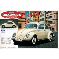 GUNZE Sangyo Mr Hobby G149 1/24 Volkswagen 1956 Oval Window