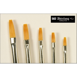 MIG Productions 502 Abteilung ABT835-8 FLAT BRUSH SIZE 8 - Pinceau Plat n°8