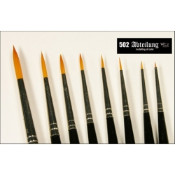 MIG Productions 502 Abteilung ABT830 Round Brush Size 5/0