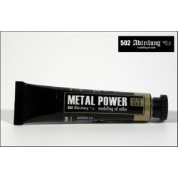 MIG Productions 502 Abteilung Oils ABT200 Metal Power Gold