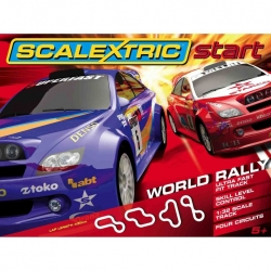 SCALEXTRIC C1249 Start World Rally