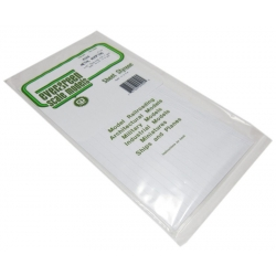 "EVERGREEN EG4524 12"" x 6"" Seam roof sheet 1/2"" spacing"