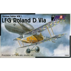 MAC DISTRIBUTION 72033 1/72 LFG Roland D.VIa