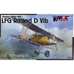 MAC DISTRIBUTION 72034 1/72 LFG Roland D Vib
