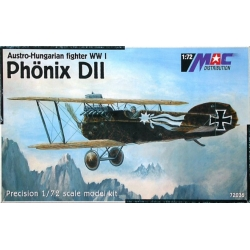 MAC DISTRIBUTION 72036 1/72 Phönix D.II