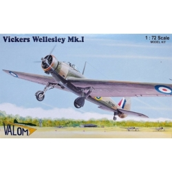 VALOM 72078 1/72 Vickers Wellesley Mk. I