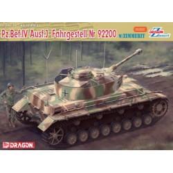 TAMIYA 35209 1/35 PanzerKampfwagen IV Ausf.H Sd.Kfz.161/1 Early Version