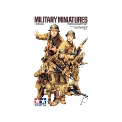 TAMIYA 35288 1/35 French Infantry Set