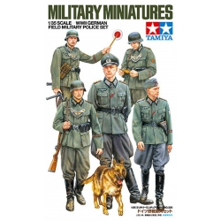 TAMIYA 35320 1/35 WWII German Field Military Police Set