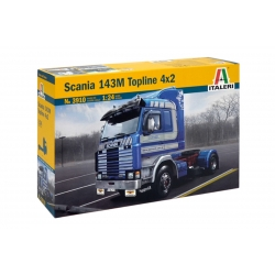 ITALERI 3910 1/24 SCANIA 143M TOPLINE 4x2