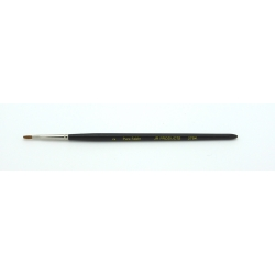 Springer 2754 Pinceau plat Poil de Martre 2 - Pure Sable Brush