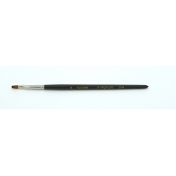 Springer 2754 Pinceau plat Poil de Martre 4 - Pure Sable Brush