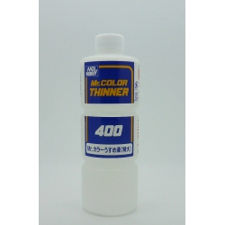 GUNZE T104 Mr. Color Thinner 400 (400 ml)