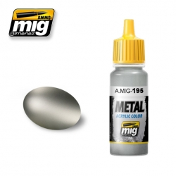 AMMO OF MIG A.MIG-0195 Argent 17ml