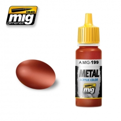 AMMO OF MIG A.MIG-0199 Cuivre 17ml