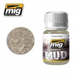 AMMO OF MIG A.MIG-1702 Mud Turned Earth Enamel 35ml
