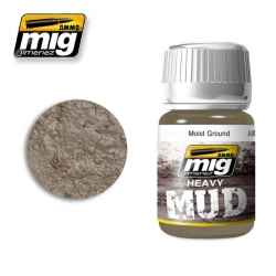 AMMO OF MIG A.MIG-1703 Mud Moist Ground Enamel 35ml