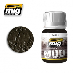 AMMO OF MIG A.MIG-1705 Wet Mud Enamel 35ml