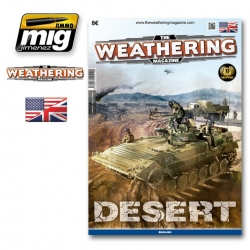 AMMO OF MIG A.MIG-4512 The Weathering Magazine Issue 13 Desert English