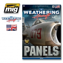 AMMO OF MIG A.MIG-5201 The Weathering Aircraft TWA Panel 1 English