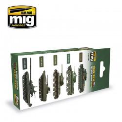 SCHUCO 02245 1/43 BMW 503 Cabrio (Bleu)