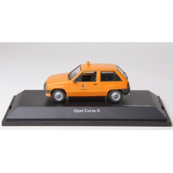 "SCHUCO 03413 1/43 Opel Corsa A ""Stadt Nurnberg"""