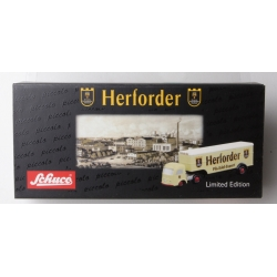 SCHUCO PICCOLO 01844 Mercedes MB Herforder Brauerei
