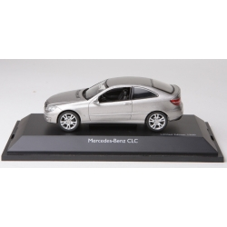 SCHUCO 07241 1/43 Mercedes-Benz CLC Argent