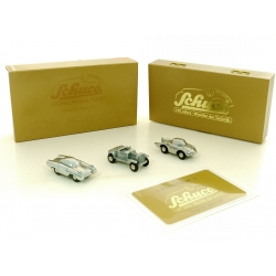 "SCHUCO PICCOLO 05956 Set ""Edition 100"" (Ford Hot Rod, Firebird II & FX Atmos)"