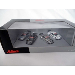 SCHUCO 25378 1/87 SET OF THE YEAR DTM 2007 Mercedes-Benz