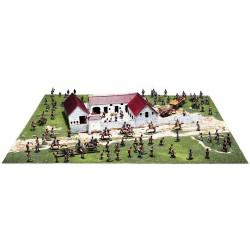 "SCHUCO 25344 1/87 Die Cast VW Race Touareg 2 ""Red Bull"" 308"