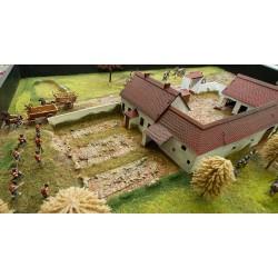 """SCHUCO 25295 1/87 Die Cast Mercedes Benz E Klasse """"Notartz"""""""