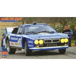 HASEGAWA 20264 1/24 Toyota Lancia 037 Rally `Chardonnet`