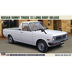 HASEGAWA 21120 1/24 Nissan Sunny Truck (GB121) Long Body Deluxe 1979