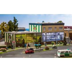 Universal Hobbies 6052 1/43 Tracteur - Tractor Hürlimann H12 (1951)