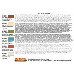 Universal Hobbies 6095 1/43 Tractor Hürlimann D70 (1962)