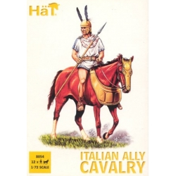 HaT 8054 1/72 Punic Wars Italian Ally Cavalry HäT