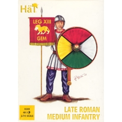 HaT 8100 1/72 Late Roman Medium Infantry HäT