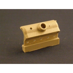 PANZER ART RE35-017 Kinn Mantlet with cast marks for Panther G Tank
