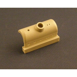 PANZER ART RE35-047 Mantlet with Cast Mark for Panther D (Early)