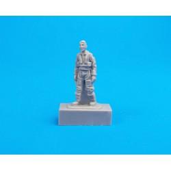 "PANZER ART RE35-145 Commander Copula for ""Panther"" D Tank"
