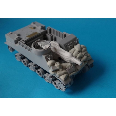 """PANZER ART RE35-226 Sand Armor for M7 """"Priest"""""""