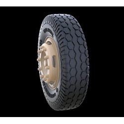 """PANZER ART RE35-225 1//35 Burn out road wheels for M4 """"Sherman"""" late"""