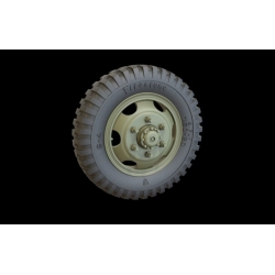 PANZER ART RE35-317 Studebacker Road Wheels set IFirestone)
